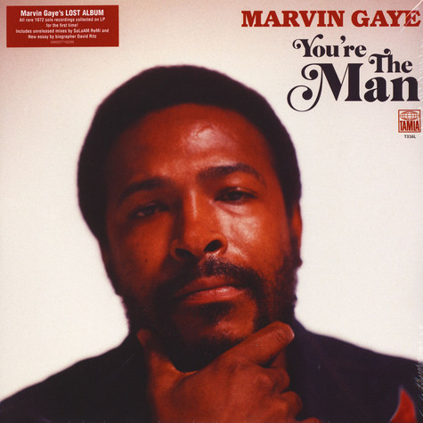 Marvin Gaye - You're The Man Limited Edition