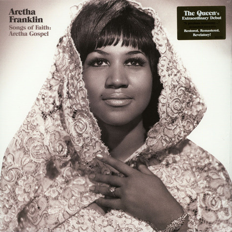 Aretha Franklin - Songs Of Faith: Aretha Gospel Remastered Vinyl Edition
