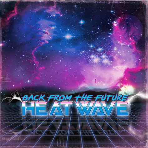 Heatwave - Back From The Future Amber-Red Vinyl Edition
