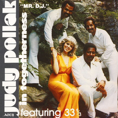 Judy Pollak - In Togetherness Feat. 33 1/3
