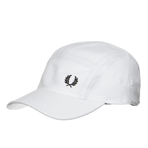 Fred Perry - Textured 5 Panel Cap