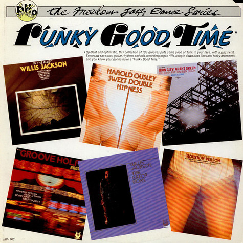 V.A. - Funky Good Time - The Freedom Jazz Dance Series