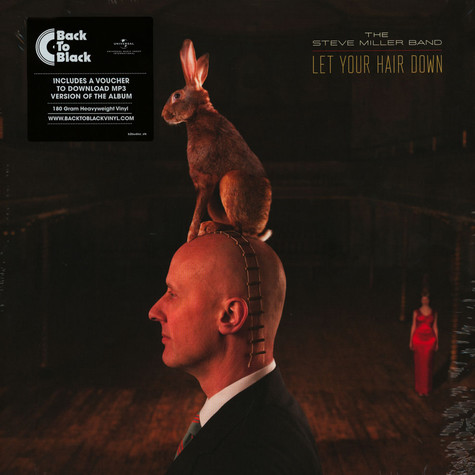 Steve Miller Band - Let Your Hair Down Limited Edition