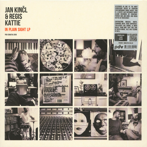 Jan Kincl & Regis Kattie - In Plain Sight