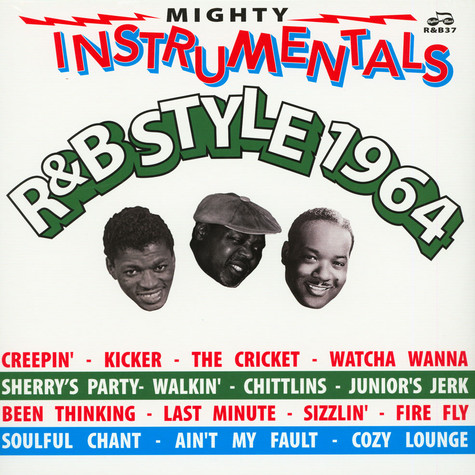 V.A. - Mighty Instrumentals R&B Style 1964 Record Store Day 2019 Edition