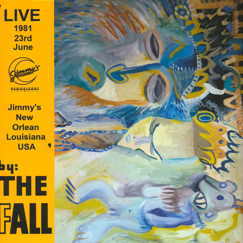 Fall, The - New Orleans 1981 Record Store Day 2019 Edition