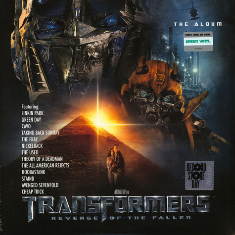 V.A. - OST Transformers: Revenge Of The Fallen - The Album Record Store Day 2019 Edition
