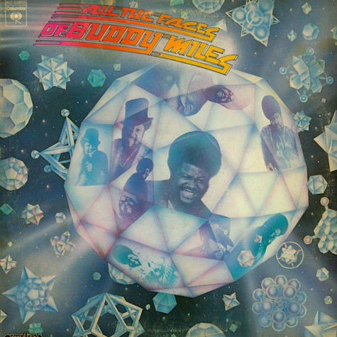 Buddy Miles - All The Faces Of Buddy Miles