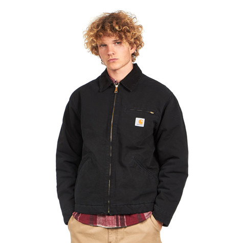 "Carhartt WIP - OG Detroit Jacket ""Dearborn"" Canvas, 12 oz"