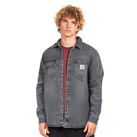 "Carhartt WIP - Salinac Shirt Jacket ""Mableton"" Blue Denim, 13 oz"