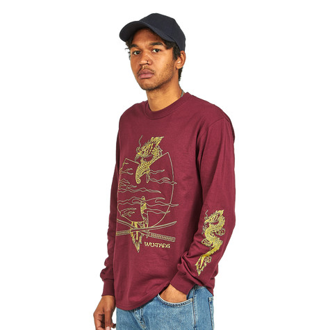 Wu-Tang Clan - Crossed Swords Longsleeve