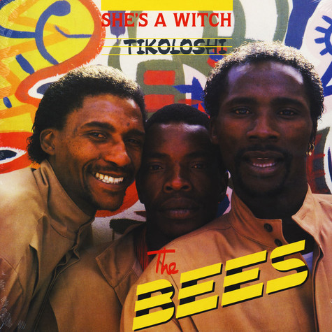 Bees, The - She's A Witch - Tikoloshi