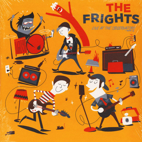 Frights, The - Live At The Observatory