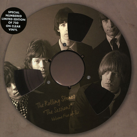 Rolling Stones, The - The Sessions Volume 5 Colored Vinyl Ediiton
