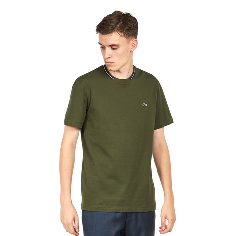 Lacoste - Crocodile Embroidered T-Shirt