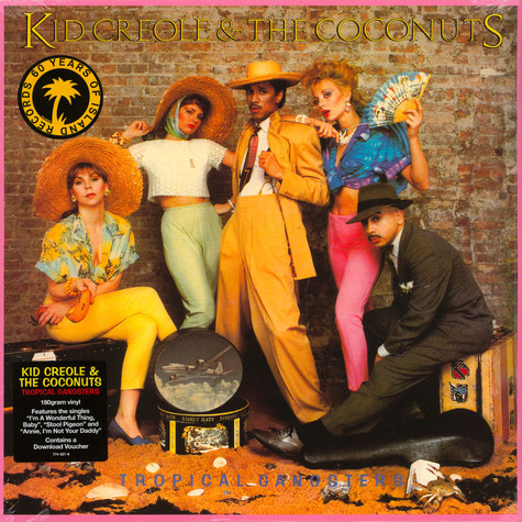 Kid Creole & The Coconuts - Tropical Gangsters 180g Edition