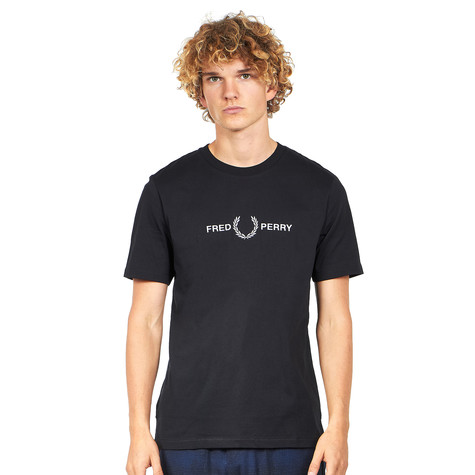 Fred Perry - Graphic T-Shirt