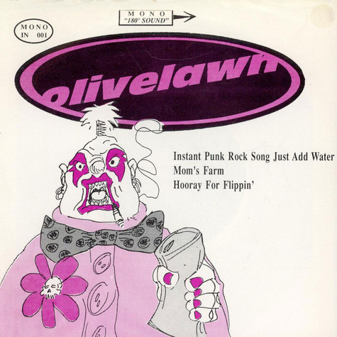 Olivelawn - Instant Punk Rock Song Just Add Water