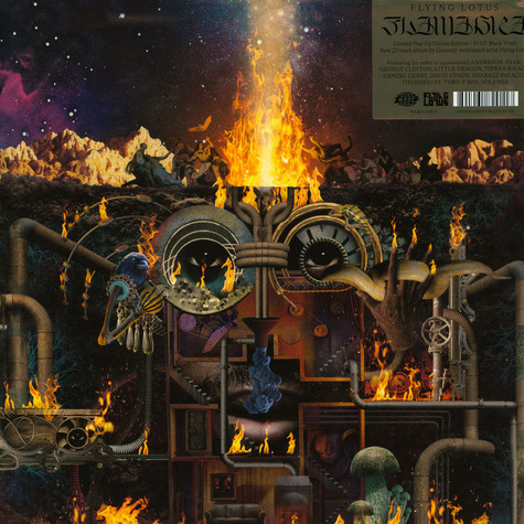 Flying Lotus - Flamagra Special Pop-Up Edition