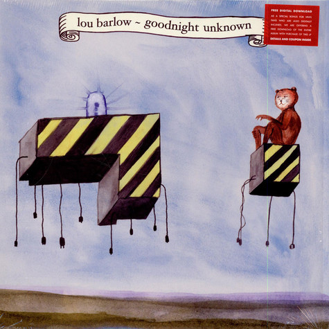 Lou Barlow - Goodnight Unknown