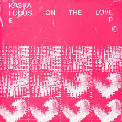 Kasra, Enei & Bou - Focus On The Love Ep Pink Marbled Vinyl Edition