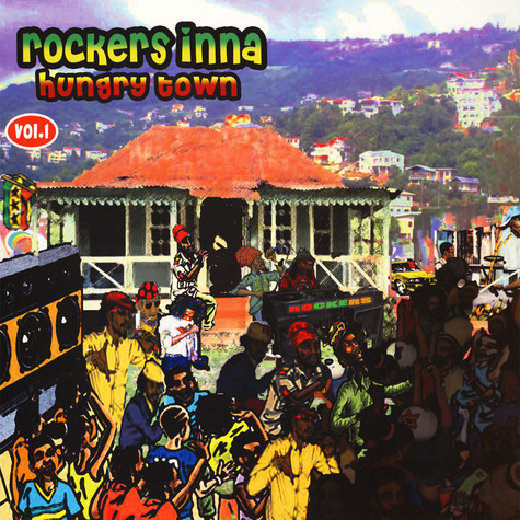 V.A. - Rockers Inna Hungry Town