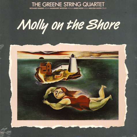 Greene String Quartet, The - Molly On The Shore