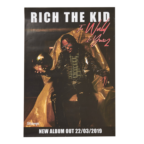 Rich The Kid - New Album