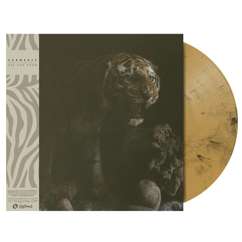 Submerse - See You Soon Gold Marbled Vinyl Edition