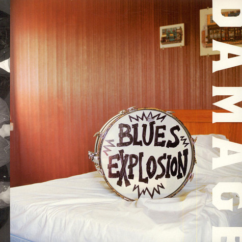 Jon Spencer Blues Explosion, The - Damage