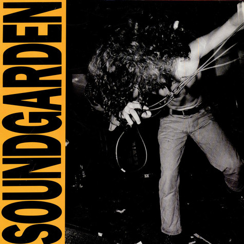 Soundgarden - Louder Than Love