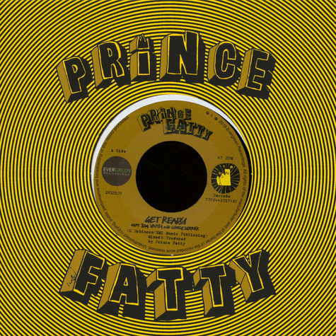 Prince Fatty - Get Ready Feat. Big Youth & George Dekker