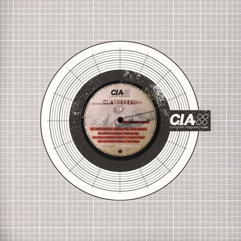 C.I.A. - Classified Volume 4 EP