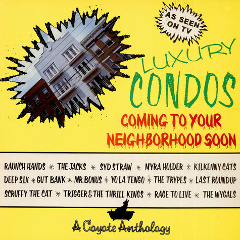 V.A. - Luxury Condos Coming To Your Neighborhood Soon