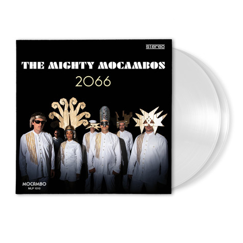 Mighty Mocambos, The - 2066 HHV Exclusive White Vinyl Edition