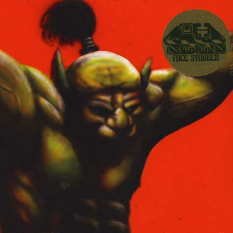 Oh Sees (Thee Oh Sees) - Face Stabber Black Vinyl Edition