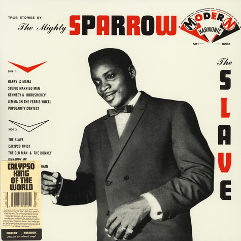 Mighty Sparrow, The - The Slave