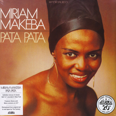 Miriam Makeba - Pata Pata (Definitive Remastered Edition)