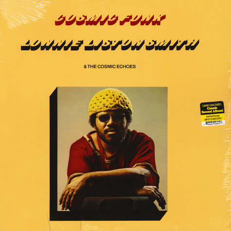 Lonnie Liston Smith & The Cosmic Echoes - Cosmic Funk Gold Vinyl Edition
