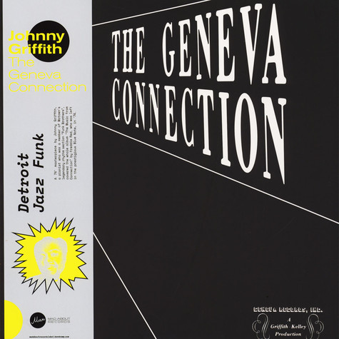 Johnny Griffith - The Geneva Connection