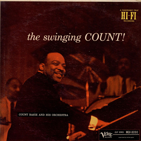 Count Basie Sextet - The Swinging Count
