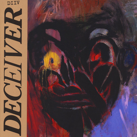 DIIV - Deceiver Black Vinyl Edition