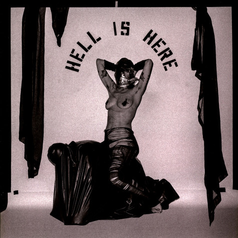 Hide - Hell Is Here Grey Marbled Vinyl Edition