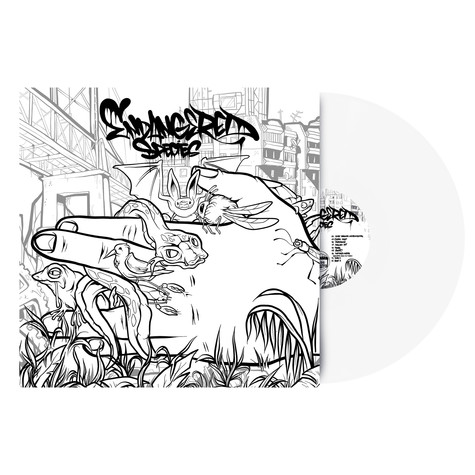 Endangered Species - Intangible Colored Vinyl Edition