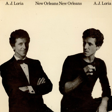 A.J. Loria - New Orleans, New Orleans