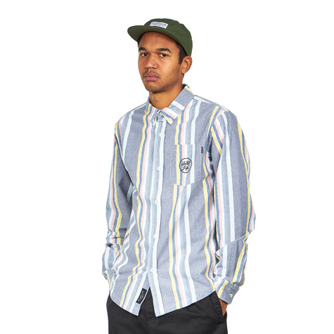 The Quiet Life - Basel Button Down Long Sleeve