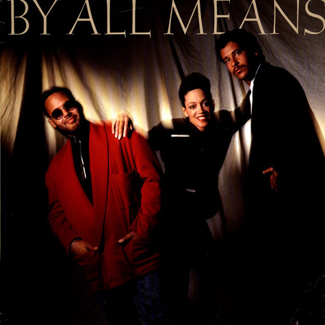 By All Means - By All Means