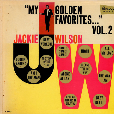 Jackie Wilson - My Golden Favorites - Vol. 2