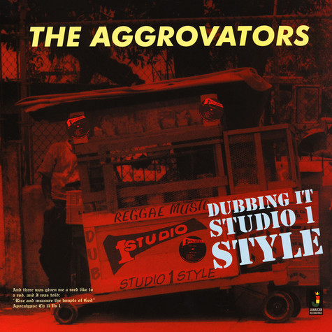 Aggrovators, The - Dubbing It Studio 1 Style
