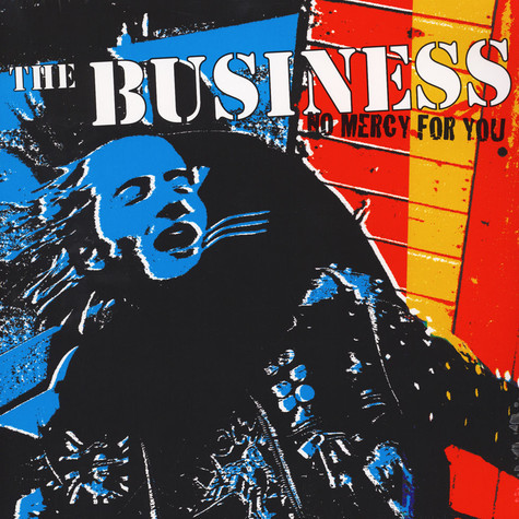 Business, The - No Mercy For You